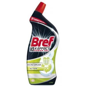 Bref Power Micro-Brush Action Lime WC gél 700ml