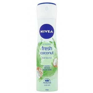 Nivea Fresh&Coconut dámsky deospray 150ml